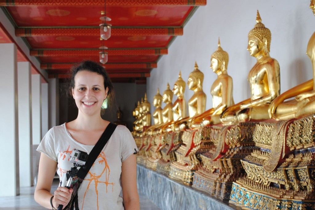 Inviata speciale tra i Buddha, Bangkok