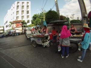 Singolari prelibatezze, Bangkok