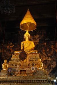 Buddha al Palazzo Reale, Bangkok