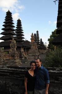 Zona vietata del tempio, Bali
