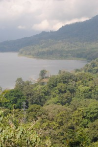 Danau Tamblingan e Danau Buyan, laghi gemelli