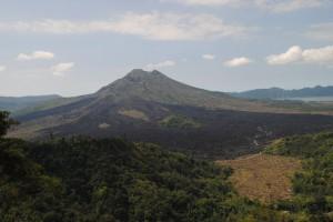 Il vulcano Batur, Bali